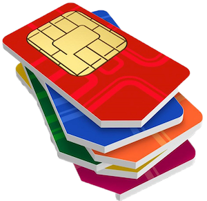 SIM cards for iphone west LA